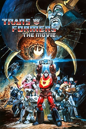 The Transformers The Movie 1986 REMASTERED 1080p BluRay x264