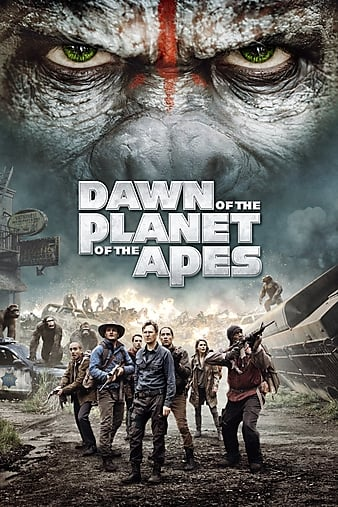 Dawn of the Planet of the Apes 2014 720p