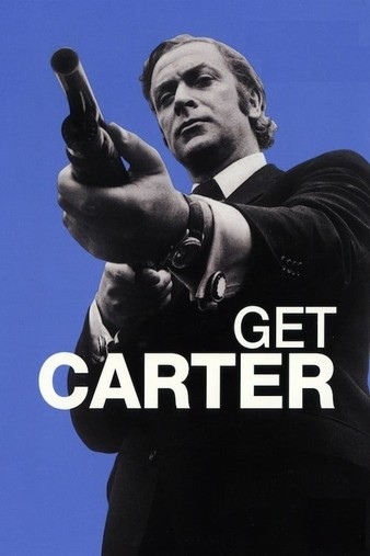 Covers. Box. Sk::: get carter (1971) high quality dvd / blueray.