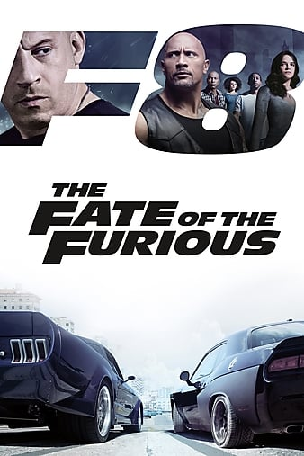 The Fate of the Furious 2017 1080p 6CH BluRay x265 HEVC 1 6GB