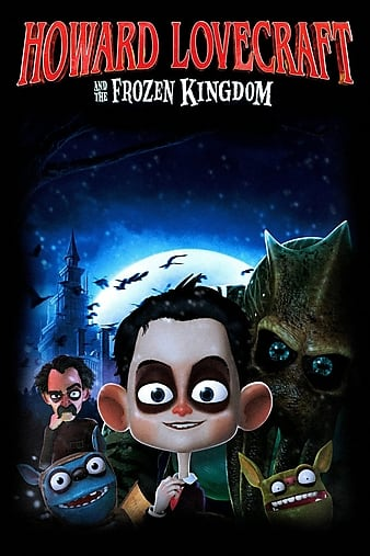Howard Lovecraft And The Frozen Kingdom 2016 720p Bluray H264 Aac Rarbg Torrent Download