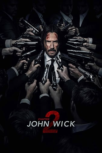 John Wick Chapter 2 2017 720p WEB-DL XviD AC3-FGT