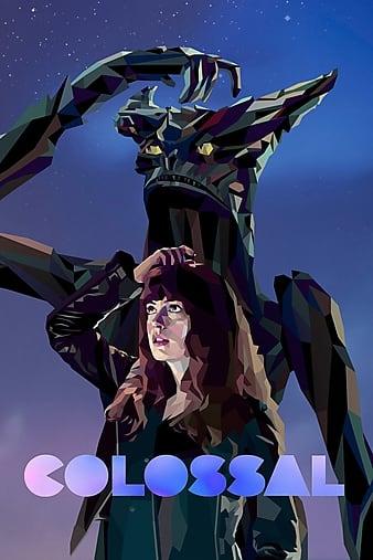 Colossal 2016 720p WEB-DL XviD MP3-FGT