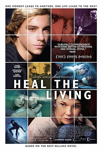 Heal The Living 2016 LIMITED 1080p BluRay x264-CADAVER[rarbg]