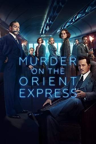 Murder On The Orient Express 2017 BRRip XviD MP3-XVID