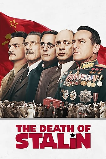The Death of Stalin 2017 720p BluRay X264-AMIABLE