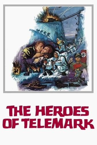 The Heroes of Telemark 1965 1080p BluRay REMUX AVC DTS-HD MA