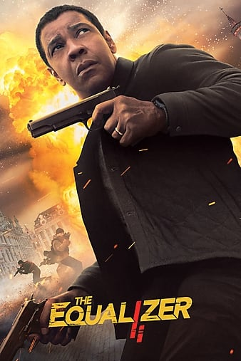 The Equalizer 2 Poster_opt