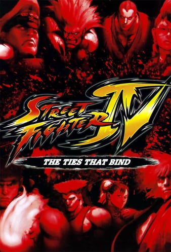 Street Fighter Iv The Ties That Bind 2009 Japanese 1080p Bluray H264 Aac Vxt Torrent Download