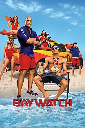 Baywatch 2017 720p WEB-DL x264 850MB - Makintos13 mkv