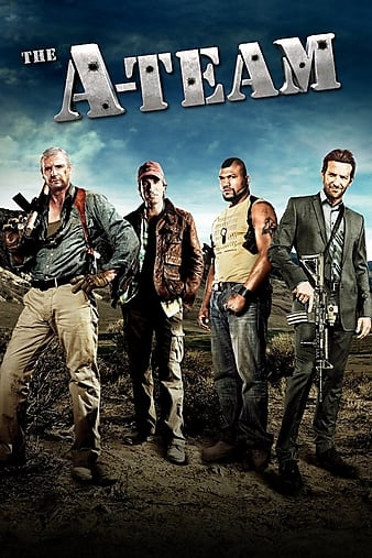 The A Team (2010) EXTENDED 1080p