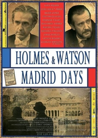 Holmes And Watson Madrid Days 2012 720p Bluray X264 Bipolar Torrent Download
