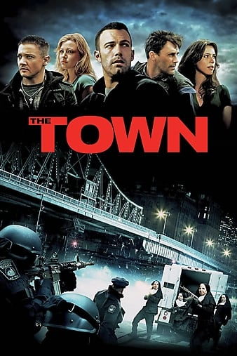 The Town 2010 Poster_opt