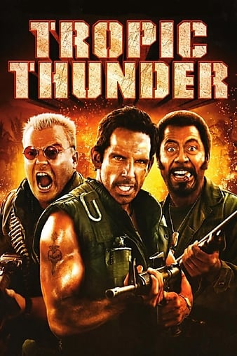 Tropic thunder 1080p   Download Tropic Thunder (2008) UNRATED (1080p