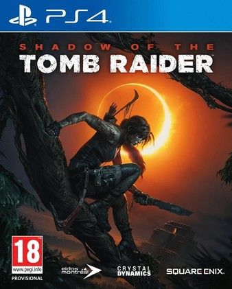 Shadow of the Tomb Raider PS4 PKG