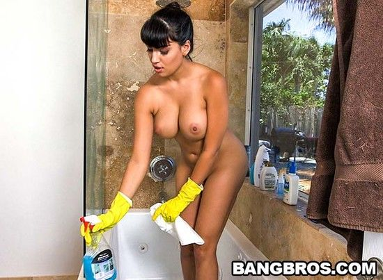 MyDirtyMaid – Mercedes Carrer – Mercedes Cleans Out My Pipes!