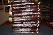 The Art Of Woodworking 25 Books Timelife Series Full Collection Mantesh