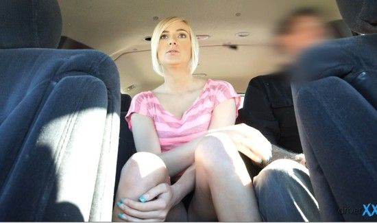 DriverXXX – Kate England – Give Me A Facial