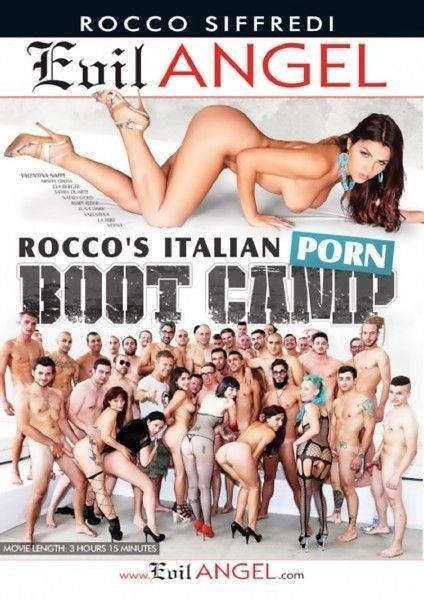 Roccos Italian Porn Boot Camp