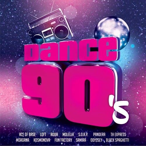 VA - Dance 90's (2017) MP3 [320 KBPS]