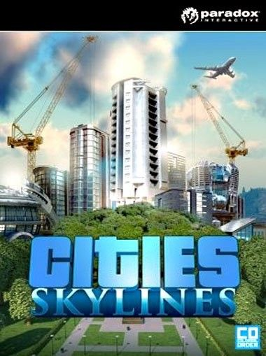 Cities Skylines Deluxe Edition DLC RePack MULTi7 STEAMGAMES