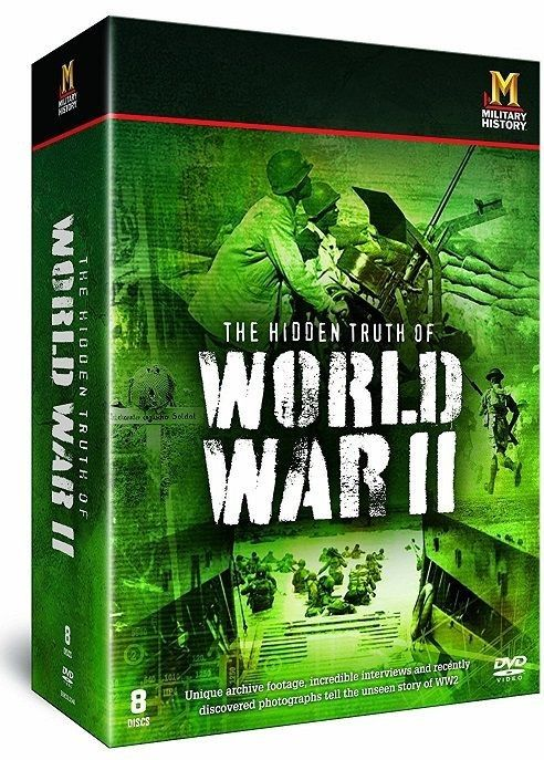 HC The Lost Evidence The Hidden Truth of WWII 8of8 Liberation of Paris x264 AC3 MVGroup org [rarbg]