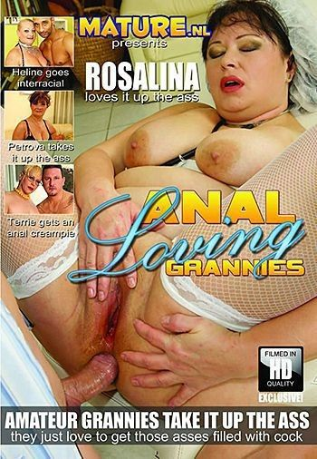 Granny anal torrent