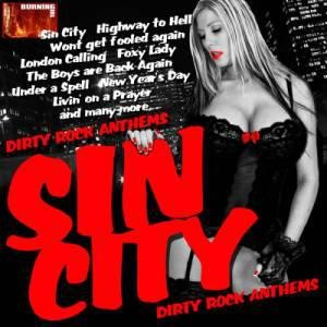 VA - Sin City Dirty Rock Anthems [2014]