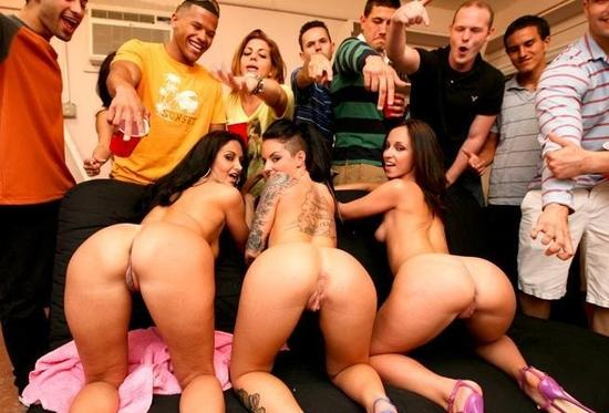 Christy Mack Dorm Invasion