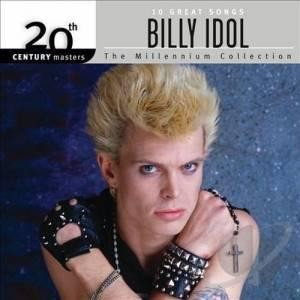 Billy Idol - 20th Century Masters. The Millennium Collection
