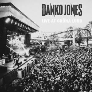 Danko Jones - Live At Gr�na Lund 2014