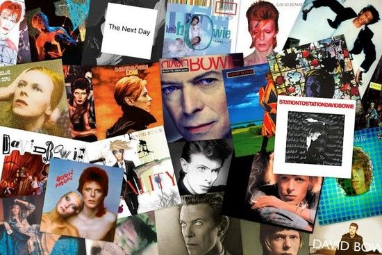 david bowie discography 320kbps download