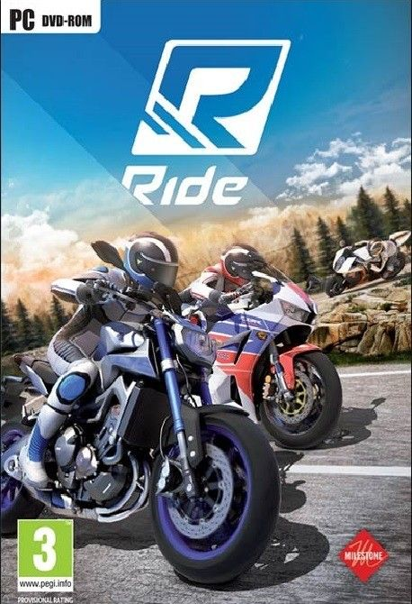 Download Ride - RELOADED - 2015 - FULL ISO + DLC PACK 13.9GB
