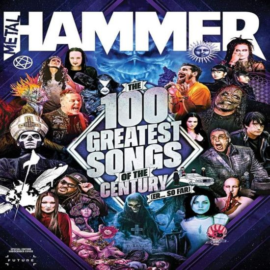 VA - Metal Hammer: The 100 Greatest Songs of the Century (2021) MP3 [320 kbps]