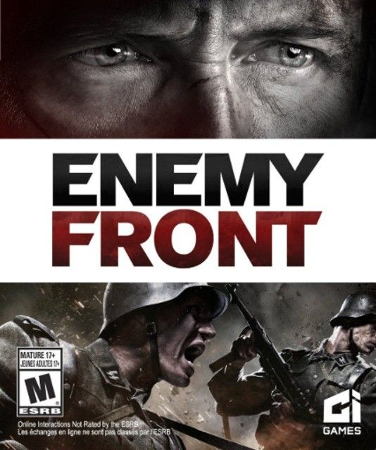 [TU] Enemy Front-RELOADED PC Single Link + 1GB Part