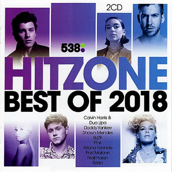 Download Mp3 Post Malone Better Now: 538 Hitzone: Best Of [2CD] (2018) MP3 [320