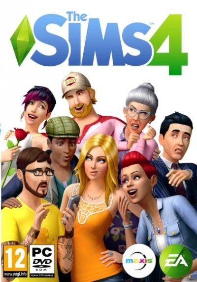The Sims 4 Deluxe Edition 2014 DLC RePack MULTi17-MAXAGENT