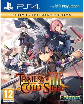 The Legend of Heroes: Trails of Cold Steel III PS4 PKG