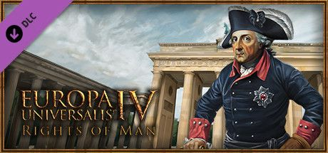 Europa Universalis IV: Rights of Man Cover PC