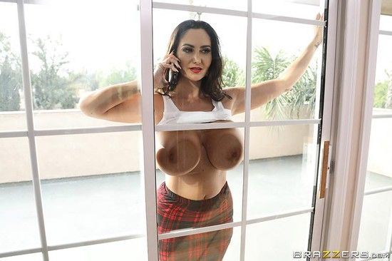 BrazzersExxtra - Ava Addams - The Package
