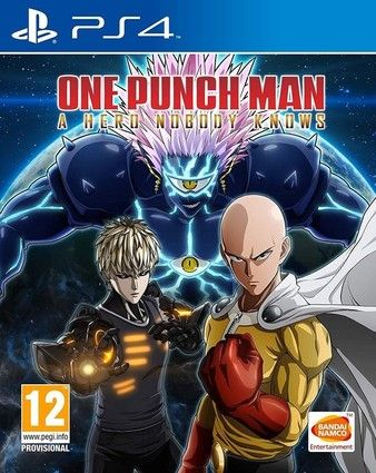 ONE PUNCH MAN: A HERO NOBODY KNOWS PS4 PKG