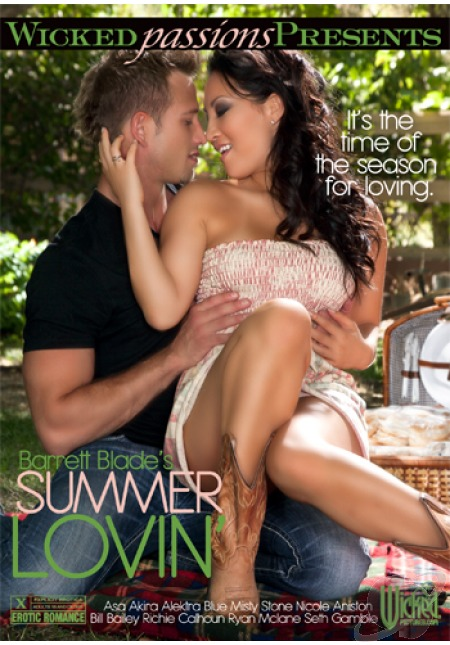 Summer Lovin' porn Young, beautiful Keiko grows restless in her small
