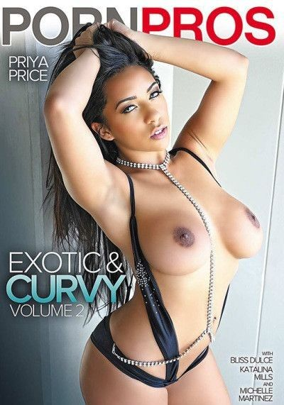 Exotic and Curvy 2 2016 XXX WEB-DL SPLIT SCENES
