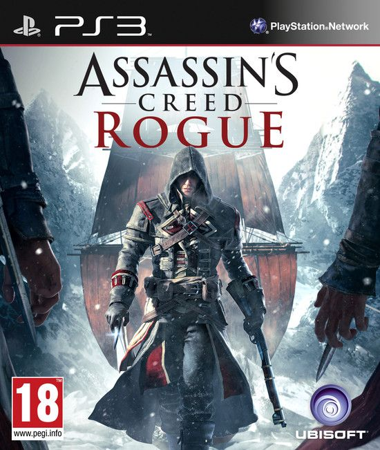 Assassins Creed Rogue PS3-iMARS