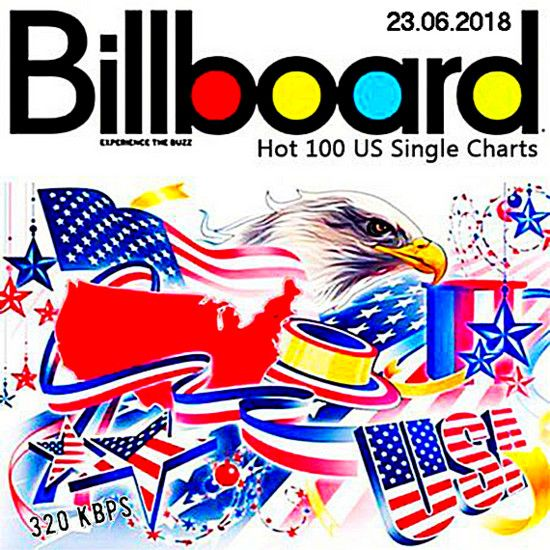 VA - Billboard Hot 100 Singles Chart [23 06] (2018) MP3 [320 kbps