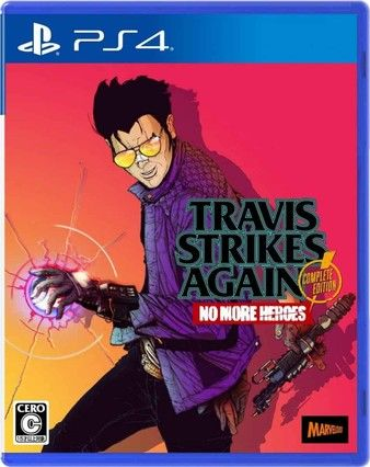 Travis Strikes Again: No More Heroes – Complete Edition PS4 PKG