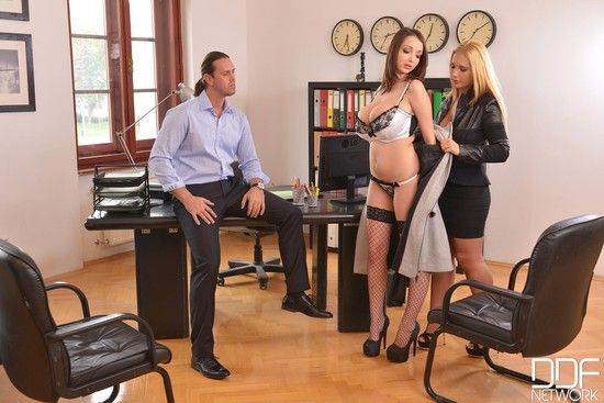 Lucie Wilde, Kyra Hot – Stacked Stress Busters!