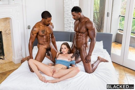 [Blacked] Kyler Quinn – (Addicted To BBC)
