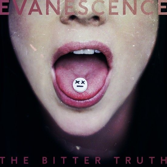 Evanescence - The Bitter Truth (2021) MP3 [320 kbps]