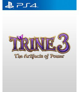 Trine 3: The Artifacts of Power PS4 PKG